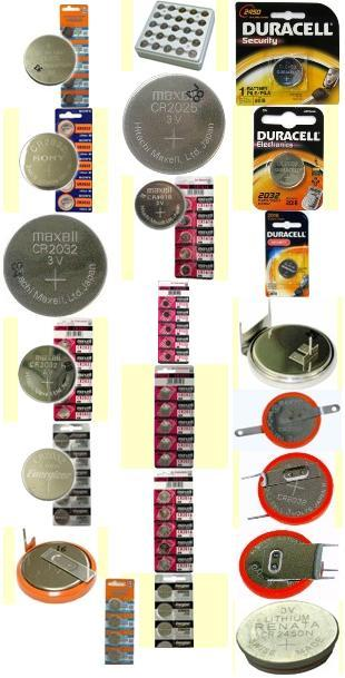 Coin Batteries Lithium Coin Batteries Battery